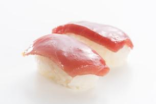 マグロの握り寿司の写真素材 [FYI04814044]