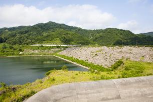 大谷ダムの写真素材 [FYI04814131]