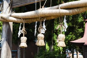 大山神社の写真素材 [FYI04814143]