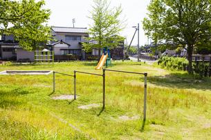 公園の鉄棒の写真素材 [FYI04814194]