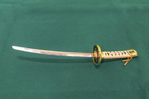 おもちゃの刀の写真素材 [FYI04814532]