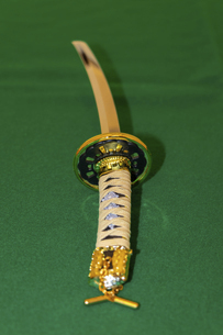 おもちゃの刀の写真素材 [FYI04814535]