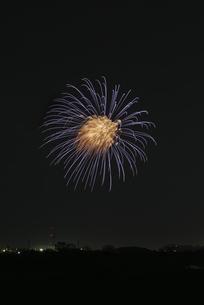 エール花火の写真素材 [FYI04814920]