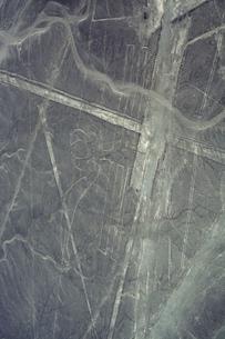 ナスカの地上絵 オウムの写真素材 [FYI04815202]