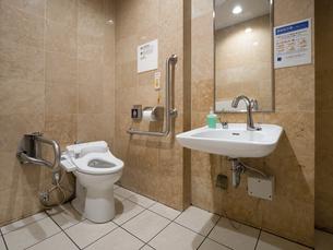 多目的トイレの写真素材 [FYI04815264]