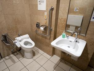 多目的トイレの写真素材 [FYI04815265]