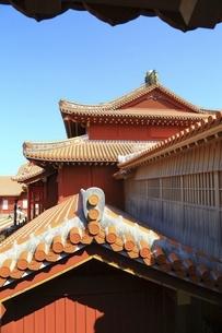 首里城公園 首里城正殿の写真素材 [FYI04815588]