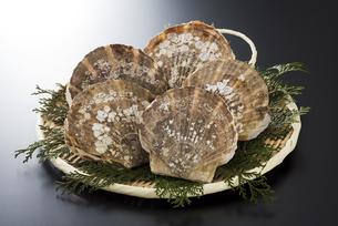 帆立貝の写真素材 [FYI04817650]