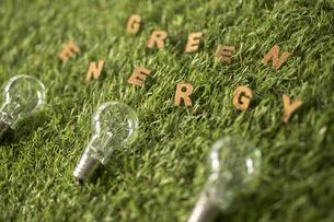 グリーン・エネルギーの写真素材 [FYI04817752]
