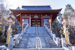 武蔵御嶽神社の写真素材 [FYI04818315]