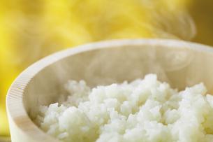炊き立ての白米の写真素材 [FYI04818514]