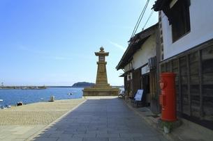 鞆の浦 広島福山の写真素材 [FYI04818547]