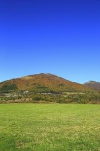 秋の蒜山高原の写真素材 [FYI04818605]