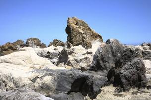 【地学教材用】 房総半島のオリストリスとオリストストロームの写真素材 [FYI04820054]