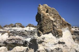 【地学教材用】 房総半島のオリストリスとオリストストロームの写真素材 [FYI04820055]