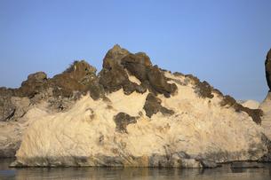 【地学教材用】 房総半島のオリストリスとオリストストロームの写真素材 [FYI04820058]
