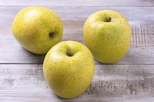 王林りんごの写真素材 [FYI04820732]