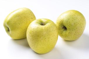 王林りんごの写真素材 [FYI04820735]