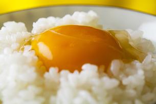 卵かけご飯の写真素材 [FYI04821192]