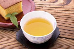 お茶の写真素材 [FYI04821417]