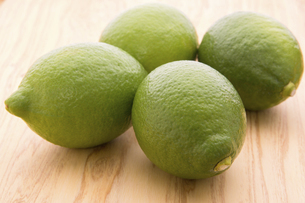 国産青レモンの写真素材 [FYI04821487]
