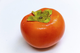 よく熟した柿の写真素材 [FYI04821682]