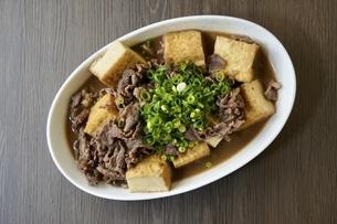 肉豆腐の写真素材 [FYI04823732]