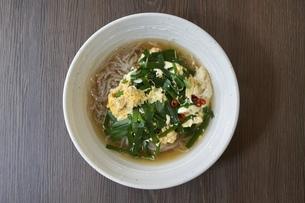 辛麺の写真素材 [FYI04823918]