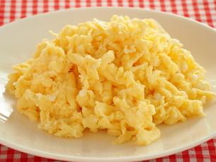 炒り卵の写真素材 [FYI04825160]
