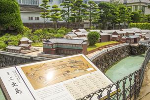 長崎の出島の写真素材 [FYI04825946]