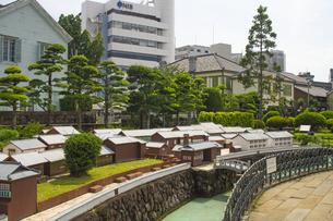 長崎の出島の写真素材 [FYI04825947]