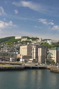 長崎港の写真素材 [FYI04825956]