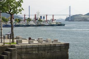 長崎港の写真素材 [FYI04825961]