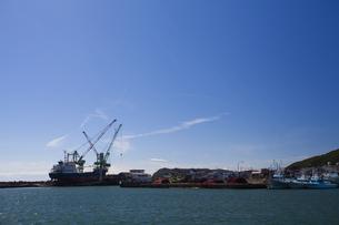 造船所の写真素材 [FYI04826049]
