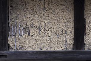 土壁の写真素材 [FYI04827679]