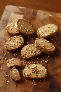 蕎麦クッキーの写真素材 [FYI04828086]