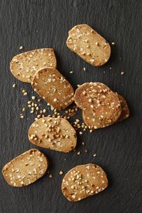 蕎麦クッキーの写真素材 [FYI04828087]
