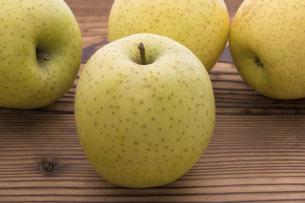 王林りんごの写真素材 [FYI04828539]
