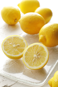 レモンの写真素材 [FYI04828884]