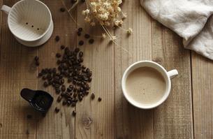 コーヒーの写真素材 [FYI04828885]