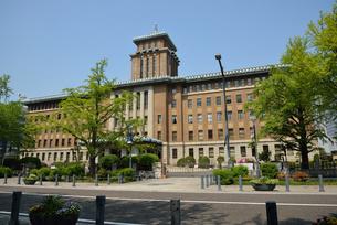 神奈川県庁の写真素材 [FYI04830847]