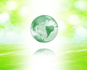 地球の写真素材 [FYI04832228]