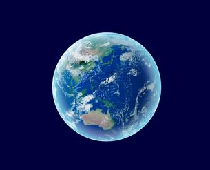 地球の写真素材 [FYI04832399]