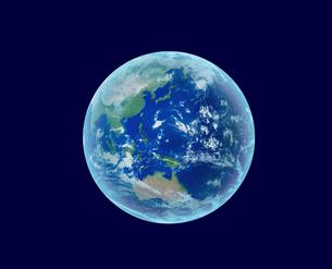 地球の写真素材 [FYI04832400]