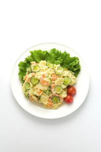 ポテトサラダの写真素材 [FYI04832417]