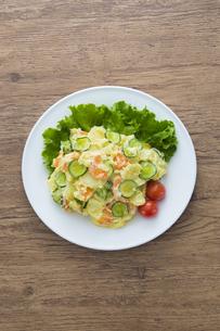 ポテトサラダの写真素材 [FYI04832420]
