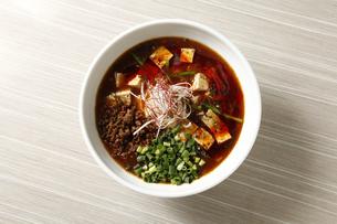 麻婆豆腐ラーメンの写真素材 [FYI04832669]
