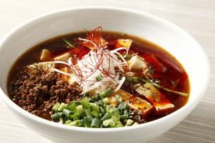 麻婆豆腐ラーメンの写真素材 [FYI04832670]