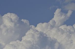 積乱雲の写真素材 [FYI04833316]