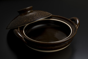 土鍋の写真素材 [FYI04833338]